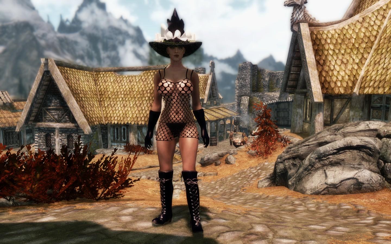 UNPB Witch Armor