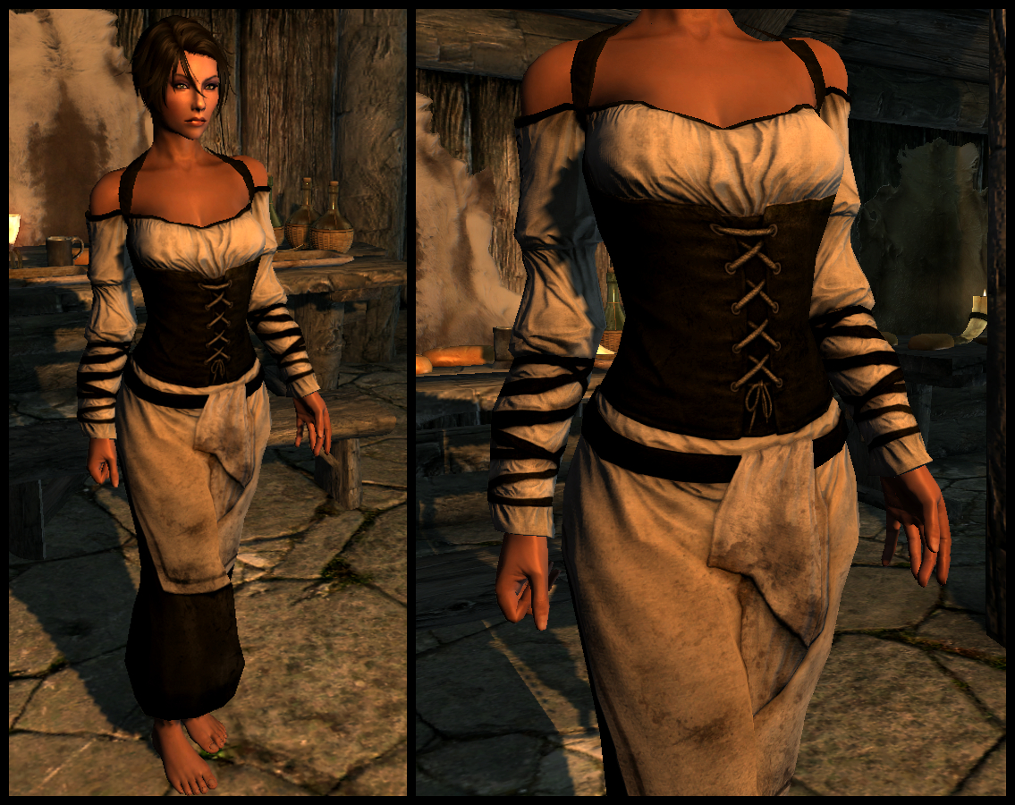 Maid Texture Mod Resource