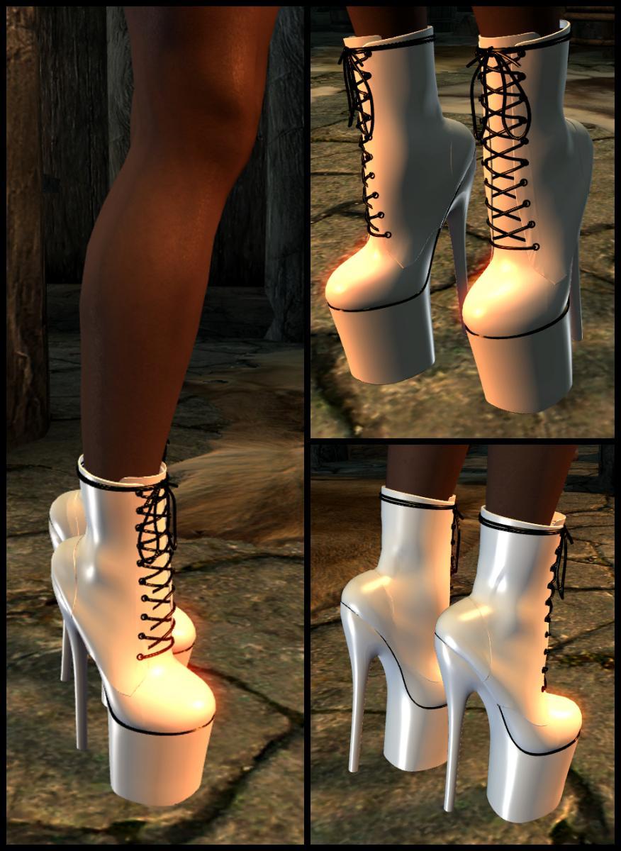 New Stripper Boots #2