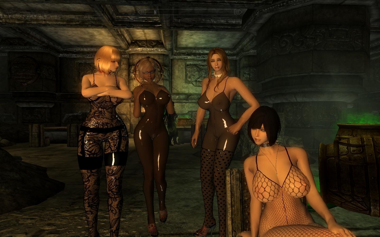 Gianna, Neisa&Mare+Elfmilf