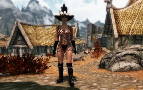 Screenshot for UNPB Witch Armor