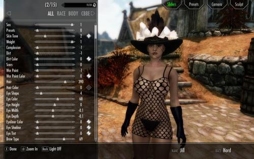 unpb witch armor - unpb armor