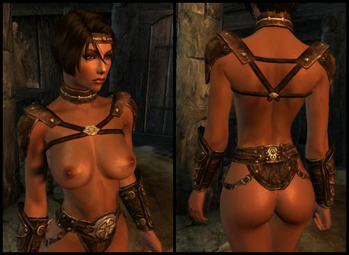 Screenshot for UNP JIGGLE Harness Armor by Kendo 2