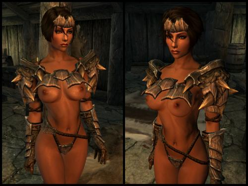 Screenshot for UNP JIGGLE Dragonscale Armor by Kendo 2