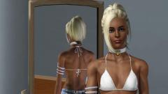 my latest Sims 3 created girl
