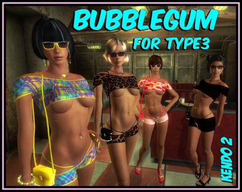 Screenshot for Kendo 2's Bubblegum for Type3