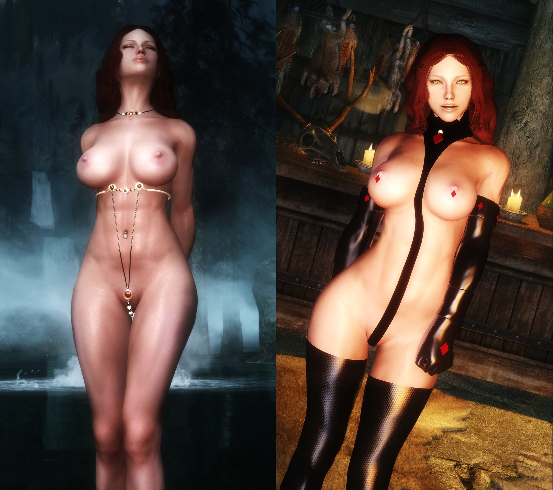 2 hot girls 696 - 3 8