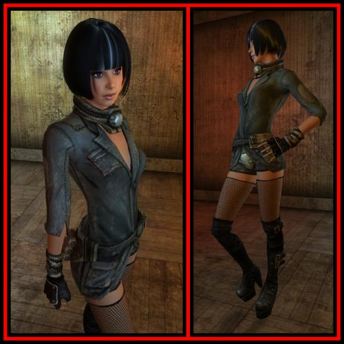 Screenshot for Kendo 2's Type3 Berry A Cup Outfits #1