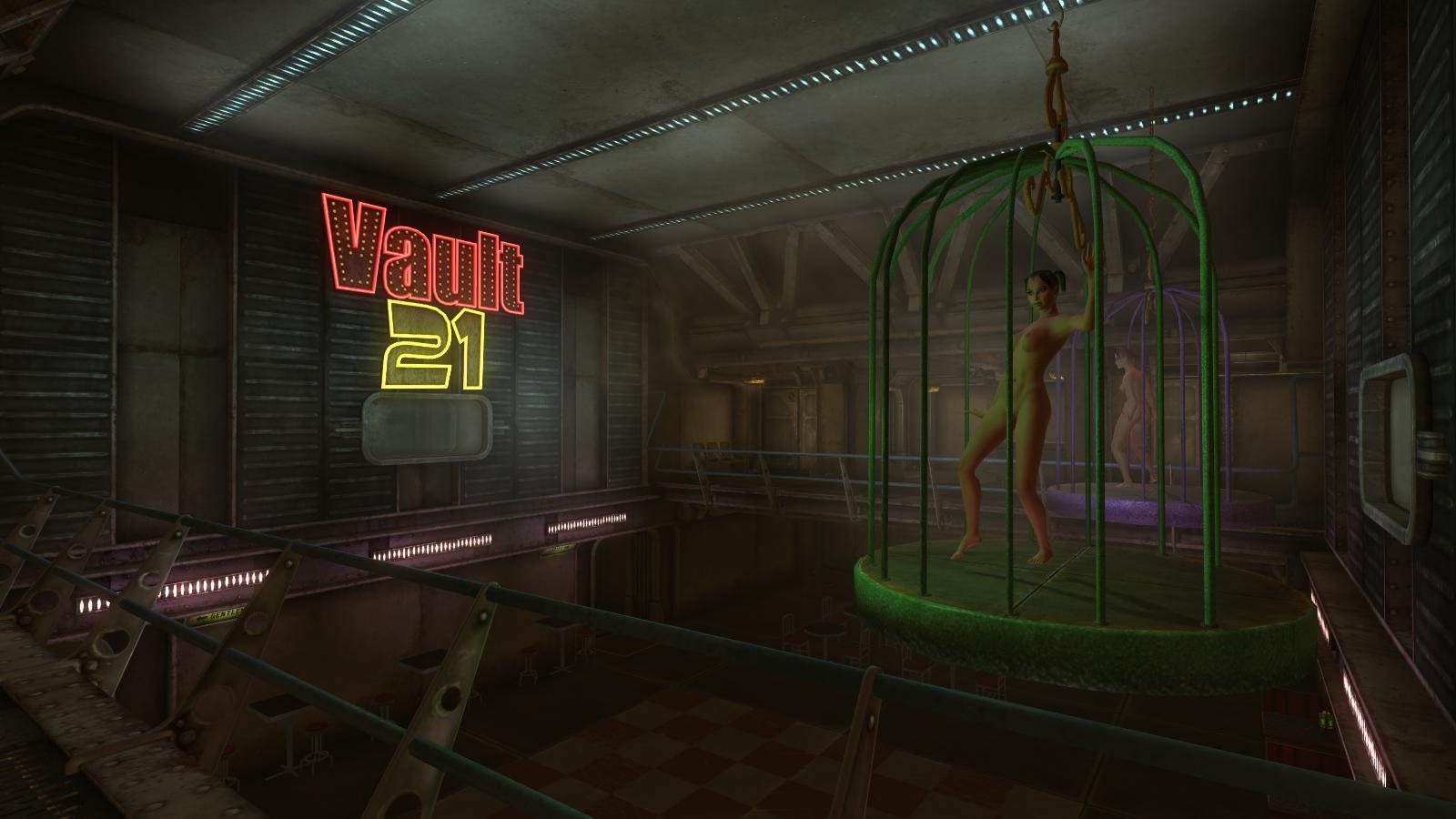 Vault 21 Cigar Lounge WIP 01