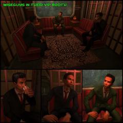 Vault 21 Cigar Lounge WIP: So what's taking so damn long?