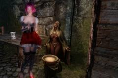 UNPB Naughty Red Riding Hood Clothes 1.0.0