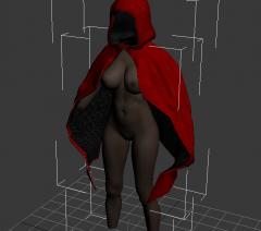 Hood and Cloak