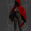 Hood and Cloak