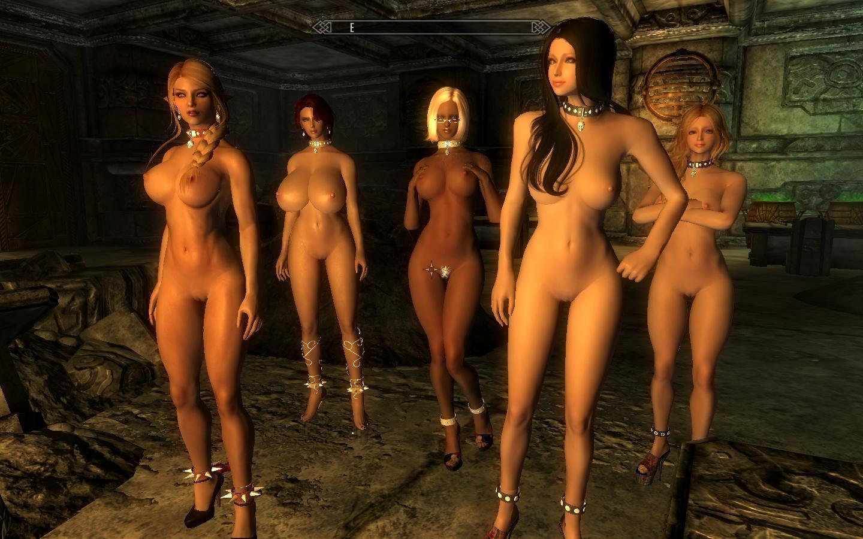 Finnia, Yuriana, Gianna,Violetta & Rosetta