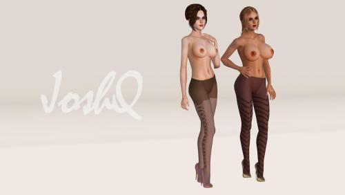 Screenshot for Accessory Pantyhose n01 and n02