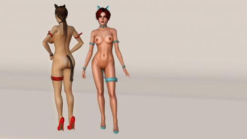 Screenshot for DOA Kitty Straps for MedBod and Accessory Cat Ears