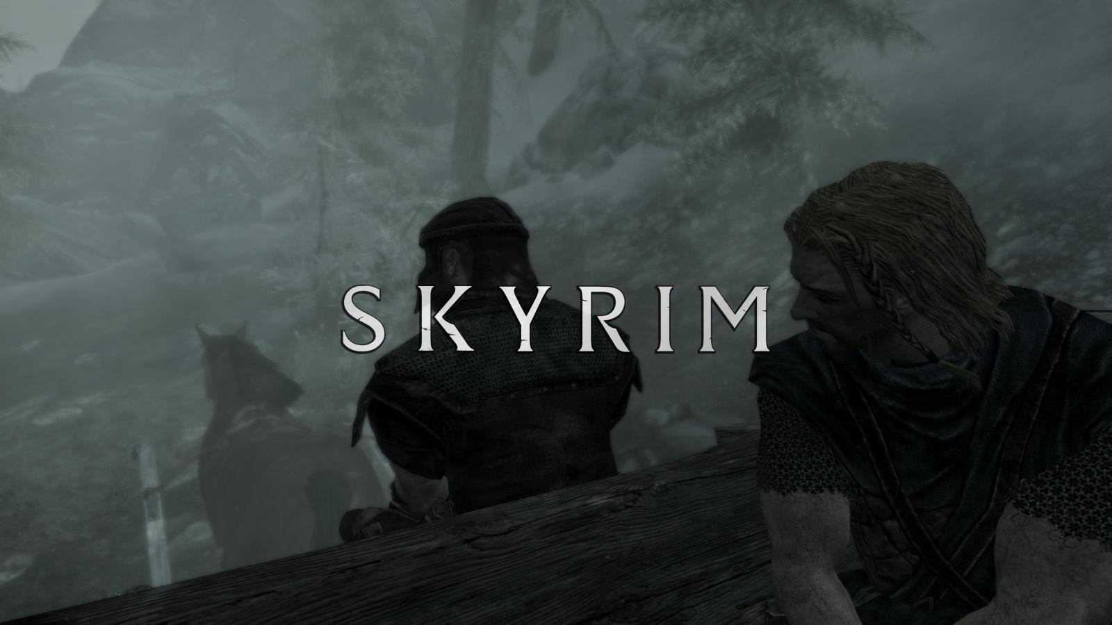 Skyrim Intro Test - Skyrim Gallery - NSFWmods.com