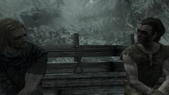 Skyrim Intro, Friendly Chat