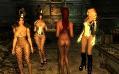HIDIELLE, NEISA, GIANNA & ELENETH