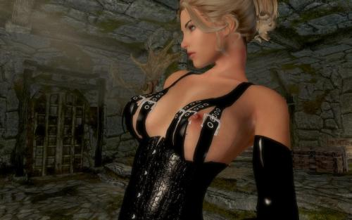 Screenshot for UNPB, UUNP Black Corset