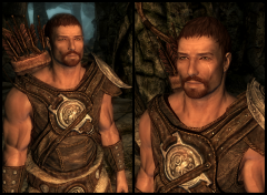 Nothing special, just a male Nord...