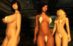 NEISA, GIANNA & ELENETH