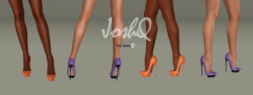 Screenshot for ImpHeels Shion