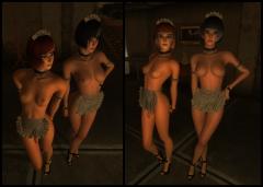 Naked Maid Aprons