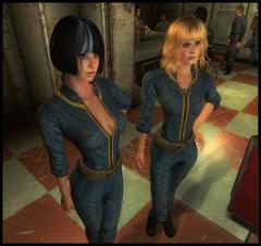 Sexy Vault Suits