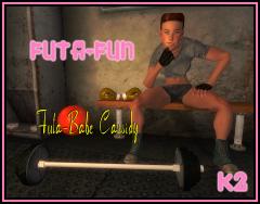 Futa-Fun (Futa babe Cassidy)