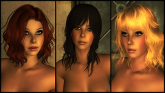 New Girls!