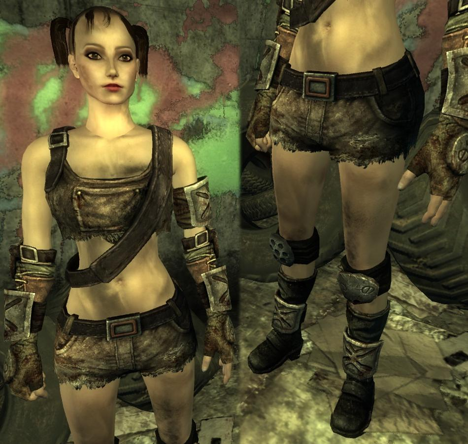 Kendos Raider Armors for Type3 & Breezes