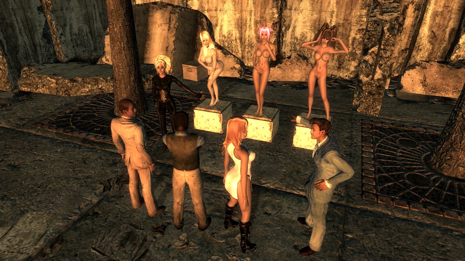 Tenpenny Slave Auction