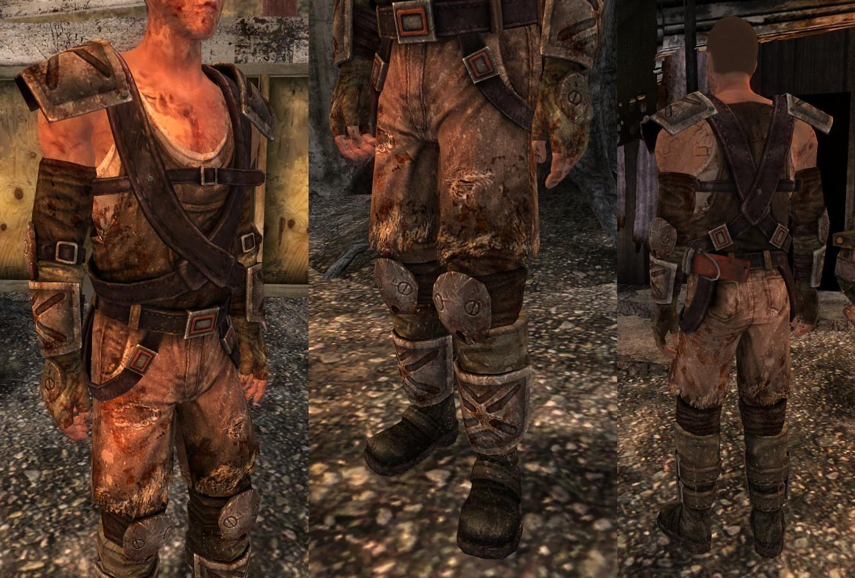 Raider Badlands Boss Armor