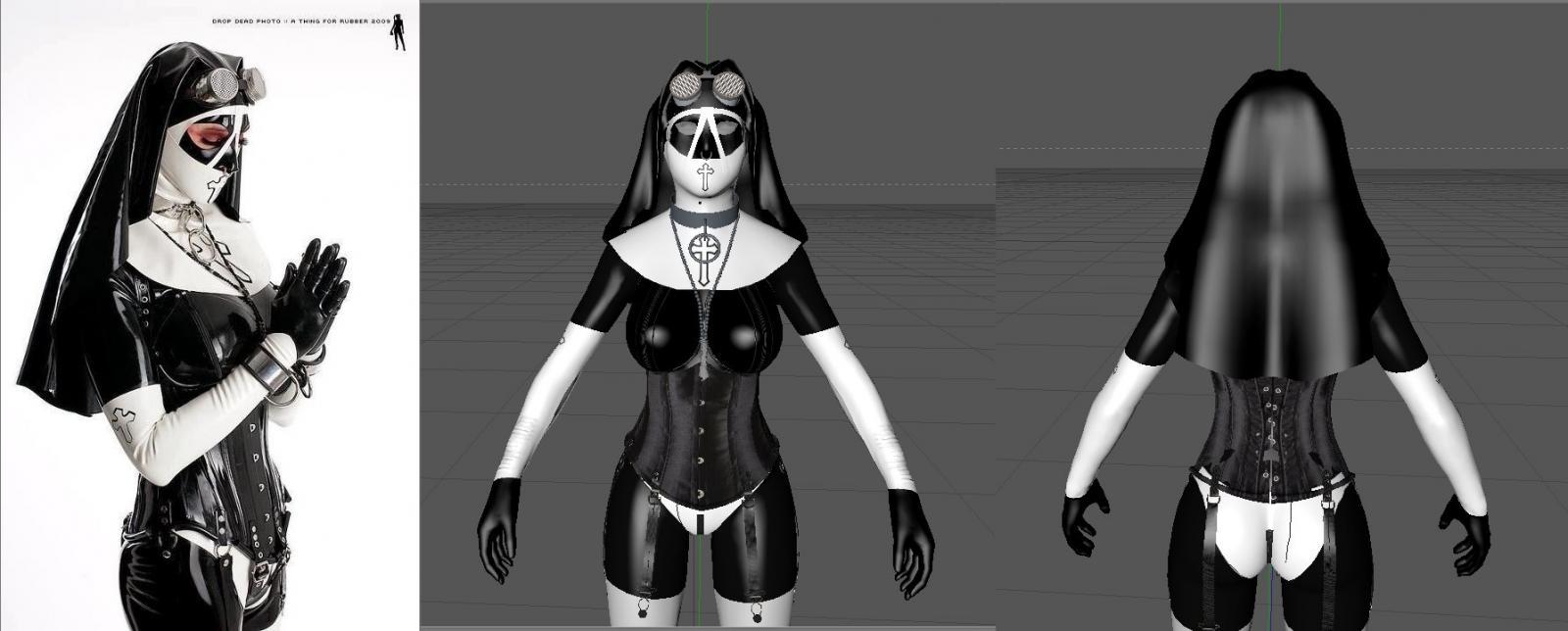Wicked Nuns II