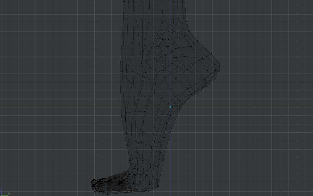Impossible Heels for Sims 4, WIP report #3