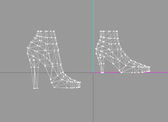 Impossible Heels for Sims 4, WIP report #1