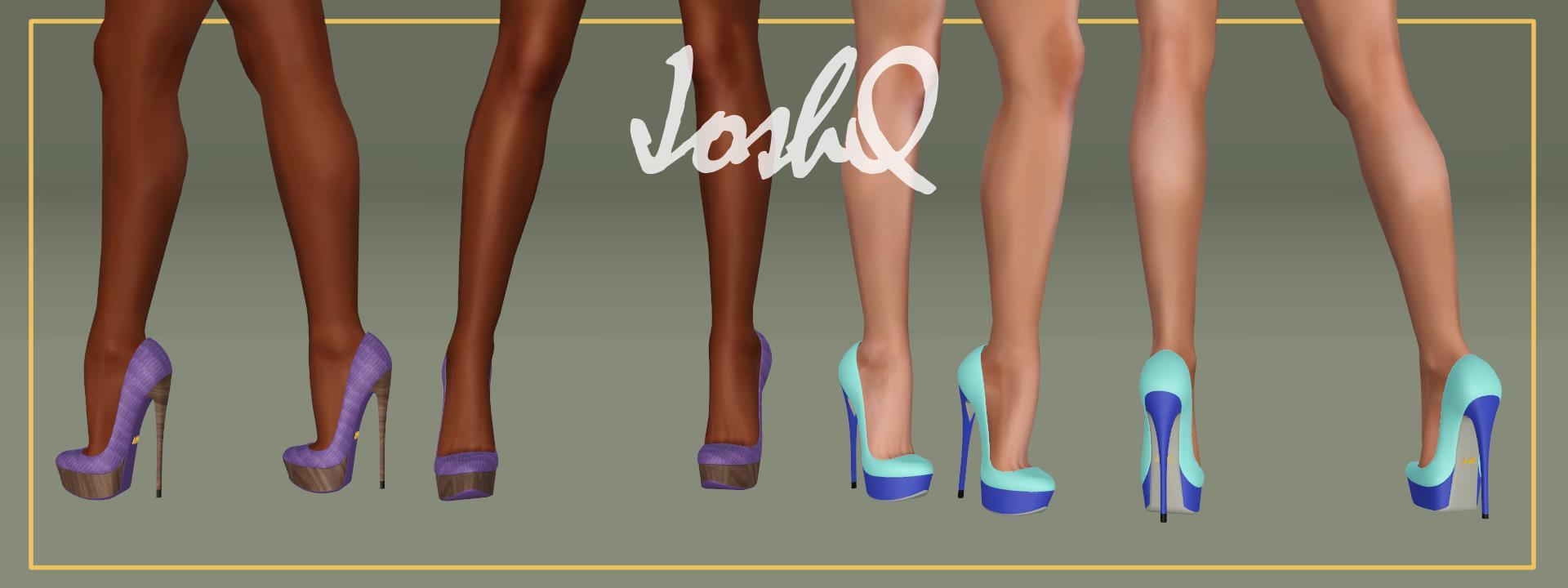 Impossible Heels Jasmine