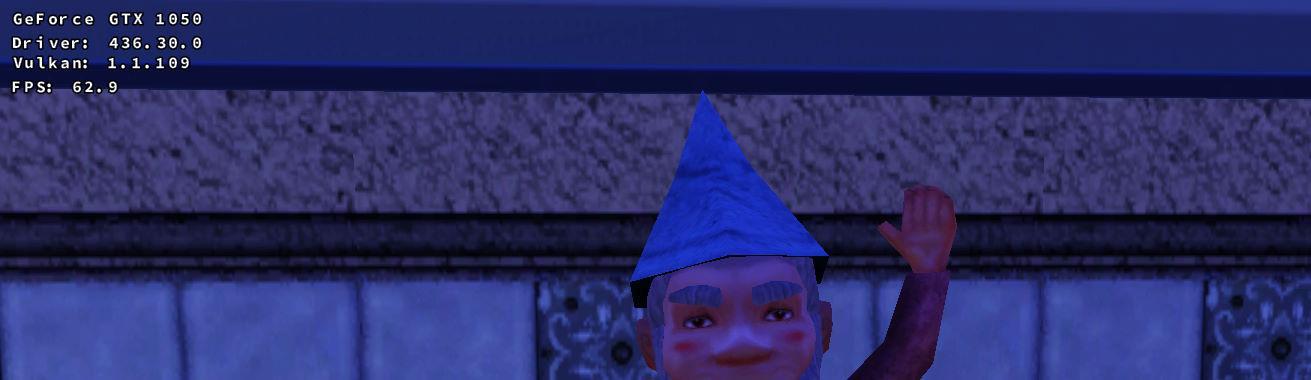 Vulkan on Sims 3