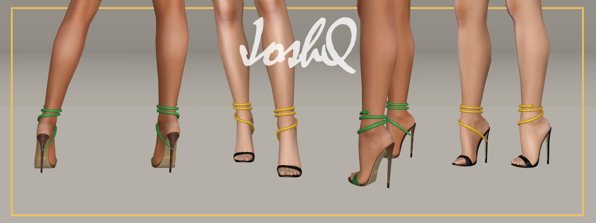 Impossible Heels Anat