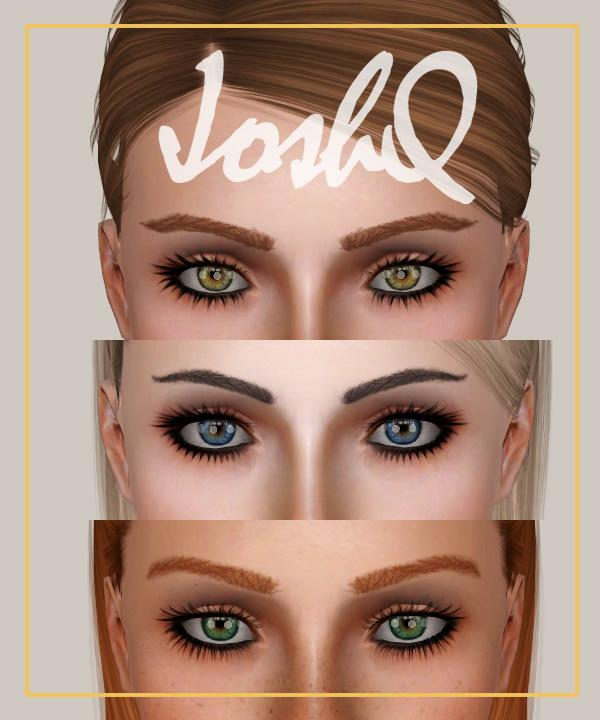 Eyebrow pack 1