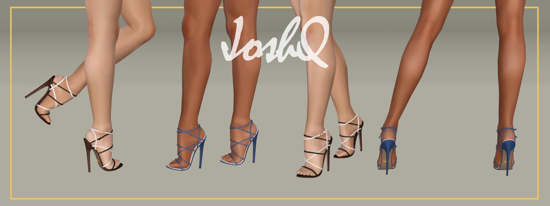 Impossible Heels 'Carissa'