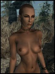 Imperial Slave Girl