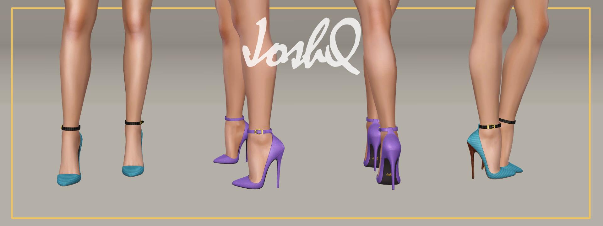 Impossible Heels 'Stoya'