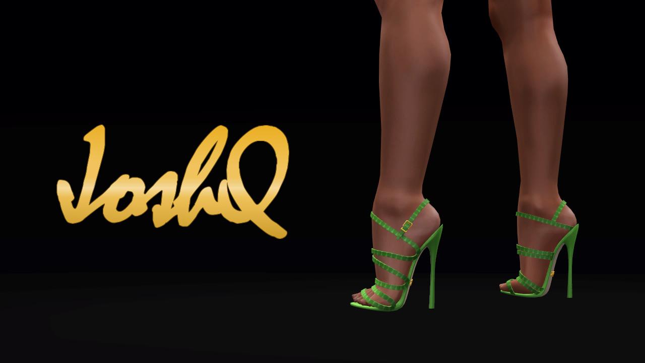 Impossible Heels 'Kyla'